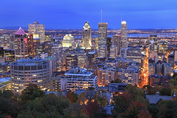 Buy a Montreal condo & live in the city